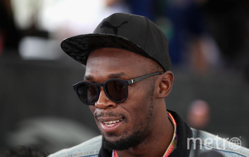 Восьмикратный олимпийский чемпион, ямайский спринтер Усейн Болт. Фото Getty