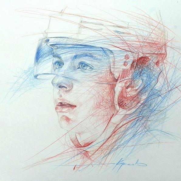 Российский хоккеист Никита Гусев. Фото Instagram | @ denis_kuksov