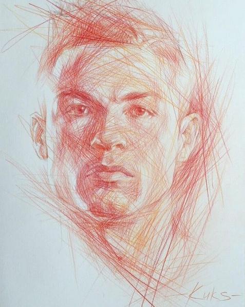 Лучший футболист минувшего сезона Криштиану Роналду. Фото Instagram | @ denis_kuksov
