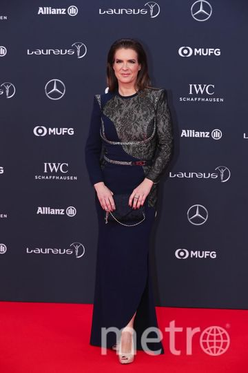 Laureus World Sports Awards-2018. Катарина Витт. Фото Getty