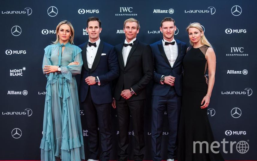 Laureus World Sports Awards-2018. Фото Getty