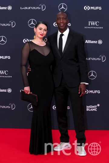 Laureus World Sports Awards-2018. Майкл Джонсон. Фото Getty