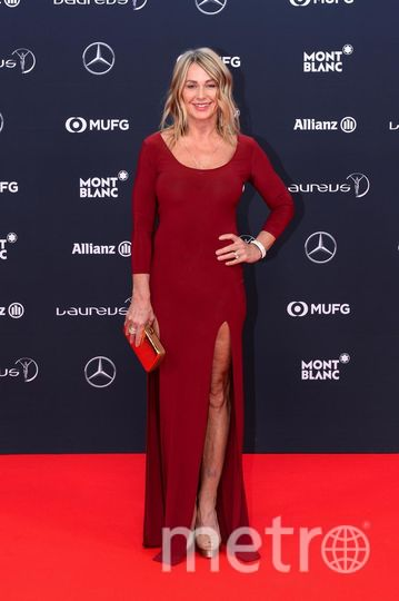 Laureus World Sports Awards-2018. Надя Команечи. Фото Getty