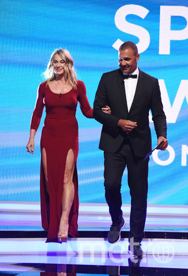 Laureus World Sports Awards-2018. Шоу. Фото Getty
