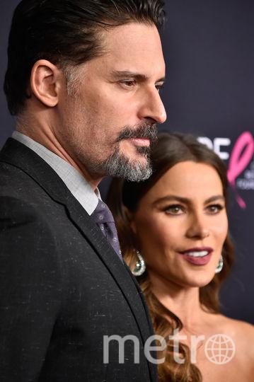 Джо Манганьелло и София Вергара. Фото Getty