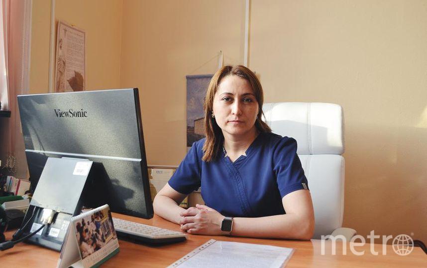 """Доктор Раджабова берётся за самых сложных пациентов. «Это моё  кредо: если  есть такая возможность, пациенту надо дать шанс  на излечение». Фото """"Metro"""""""