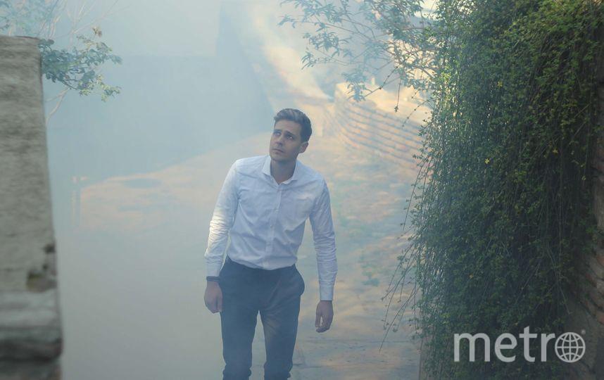 """Кадры со съемок фильма """"За гранью реальности"""". Фото Фото предоставлено PR Агентство «Sarafan»"""