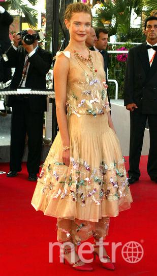 Наталья Водянова в молодости. Фото Getty