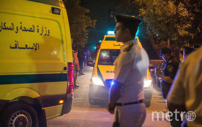 Египет. Фото Getty