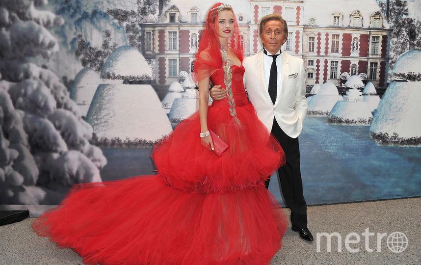 Наталья Водянова сейчас. Фото Getty