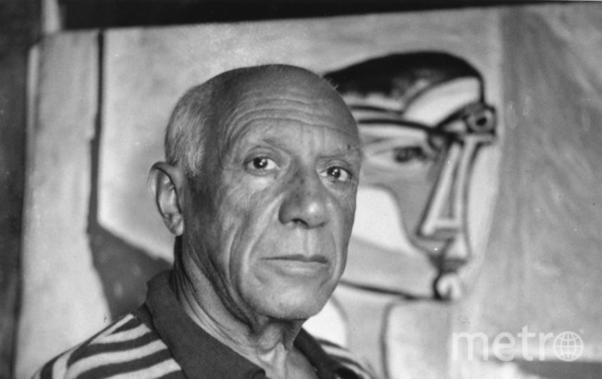 Пабло Пикассо. Фото Getty
