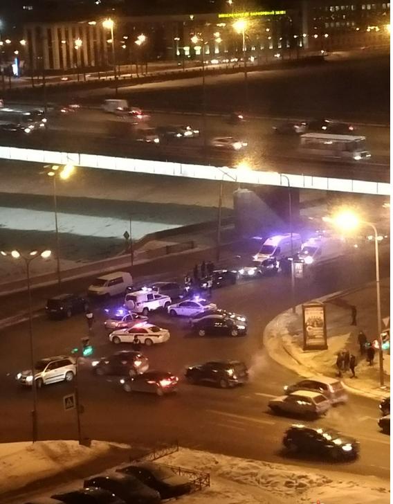 фото с места происшествия. Фото https://www.megapolisonline.ru