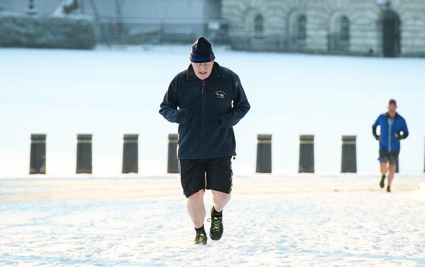 Борис Джонсон. Фото Getty