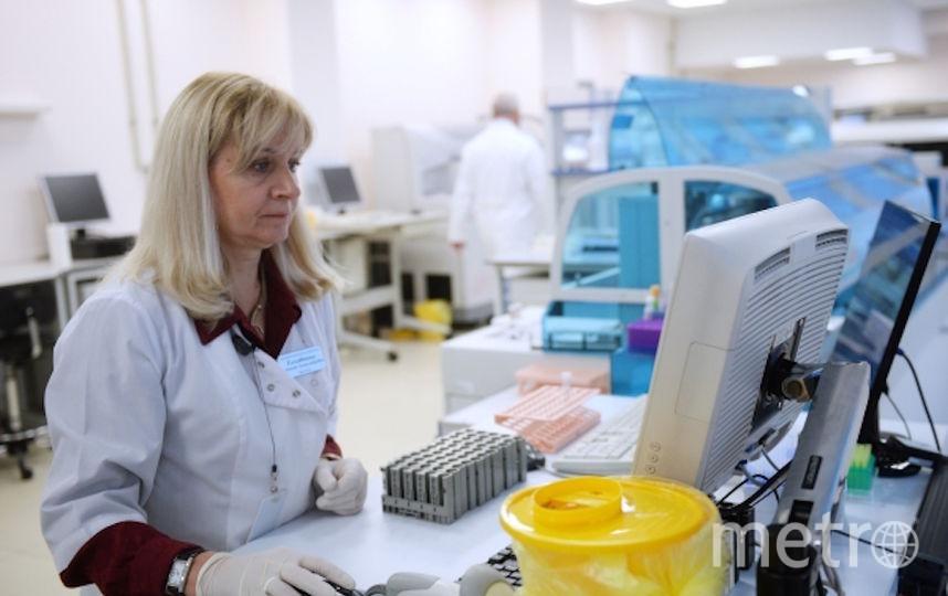 """Благодаря конкурсу """"Лидер.Мед"""" москвичи смогут получать качественные медицинские услуги. Фото РИА Новости"""