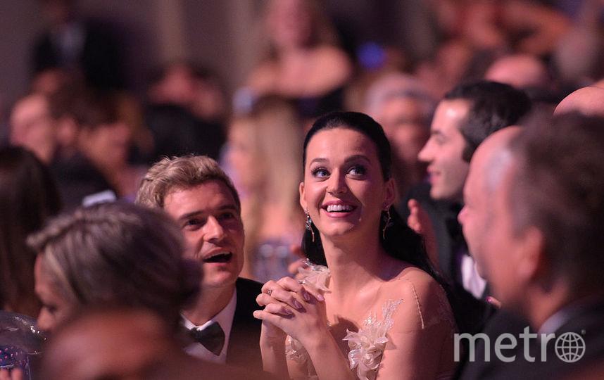 Кэти Перри и Орландо Блум снова вместе. Фото Getty