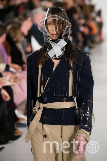 Показ Maison Margiela на Неделе моды в Париже. Фото Getty