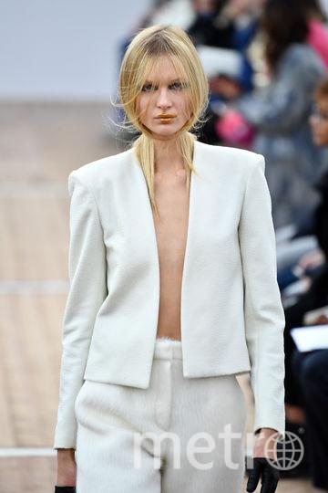 Шоу Guy Laroche на Неделе моды в Париже. Фото Getty