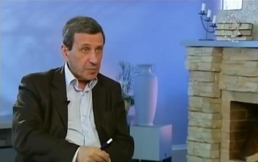 Борис Смолкин. Фото Скриншот Youtube