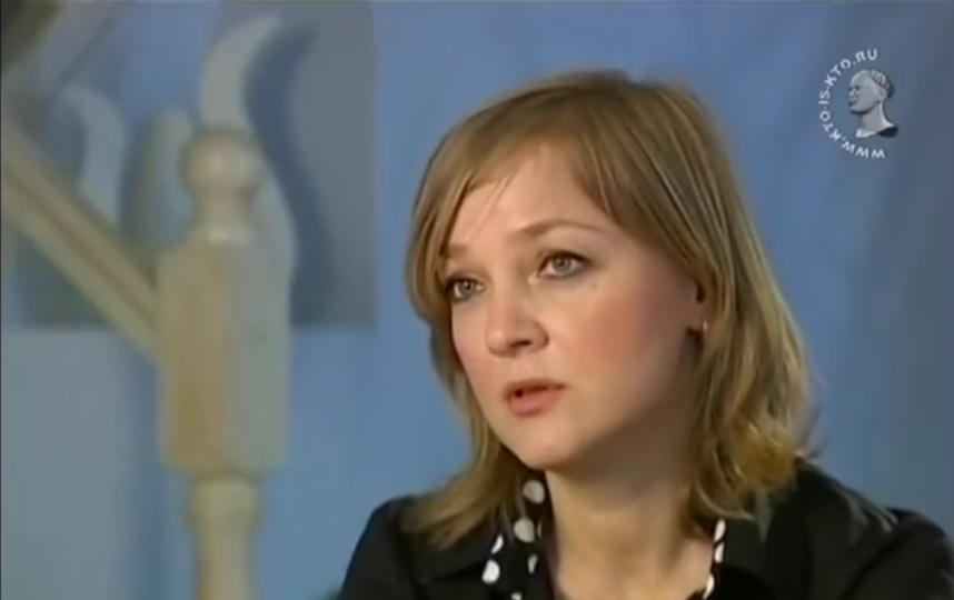 Светлана Смолкина. Фото Скриншот Youtube