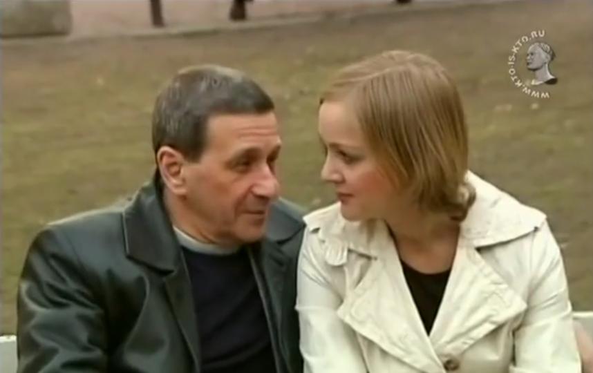 Борис Смолкин с супругой Светланой. Фото Скриншот Youtube
