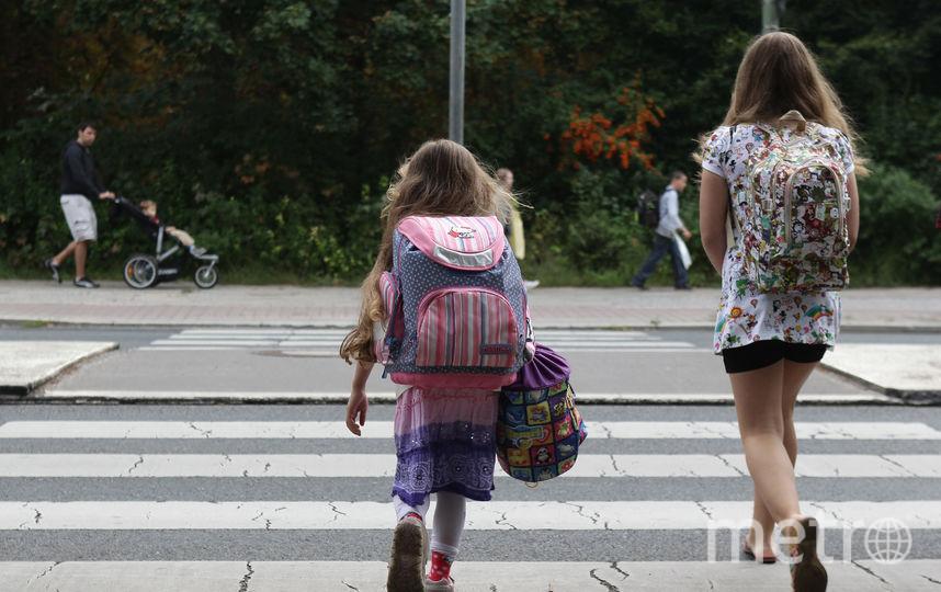 Учительница в Петербурге заклеила рты детям скотчем. Фото Getty