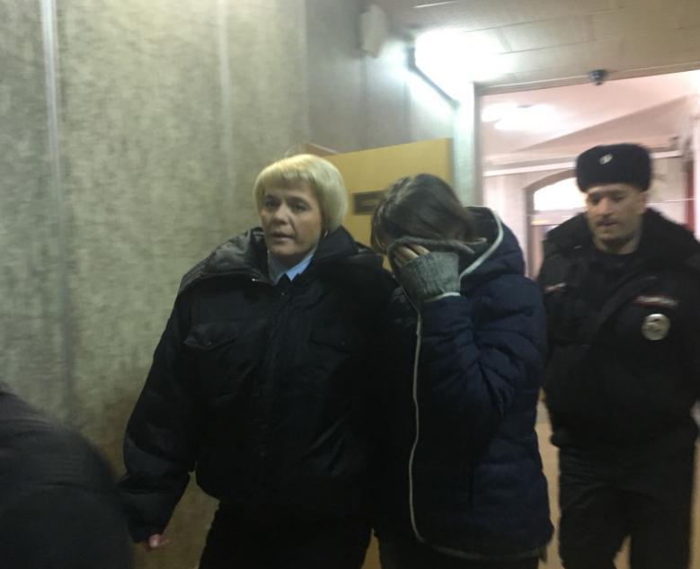 В Москве две женщины пытались продать девушку в сексуальное рабство. Фото www.sledcom.ru
