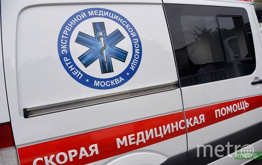При столкновении 2-х автобусов вПодмосковье пострадали 5 человек