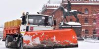 В Москве последствия снегопада ликвидируют 10 тысяч единиц техники