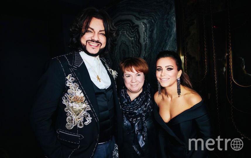 Филипп Киркоров и Ани Лорак. Фото Предоставлено организаторами шоу.
