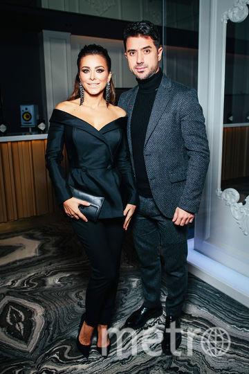Ани Лорак с супругом. Фото Предоставлено организаторами шоу.