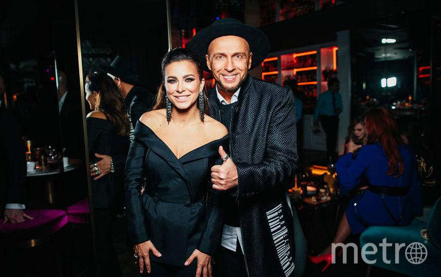 Ани Лорак и Игорь Гуляев. Фото Предоставлено организаторами шоу.