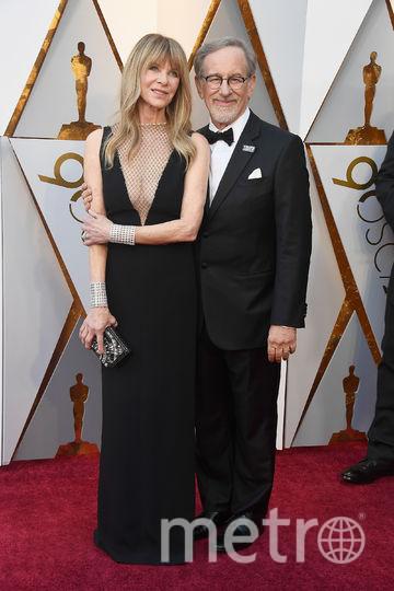 Кейт Кэпшоу и Стивен Спилберг. Фото Getty