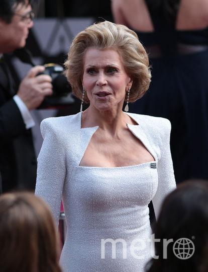 Джейн Фонда. Если что, ей 80 лет. Фото AFP