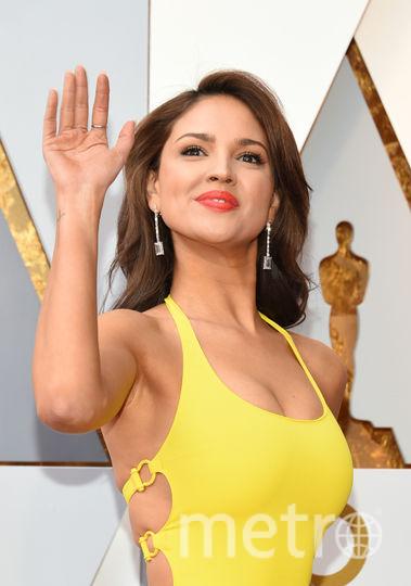 Мексиканская актриса Ейза Гонсалес. Фото AFP