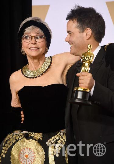 """Победила лента """"Фантастическая женщина"""" (A Fantastic woman). Фото Getty"""