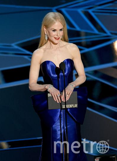 "Николь Кидман на ""Оскар-2018"". Фото Getty"