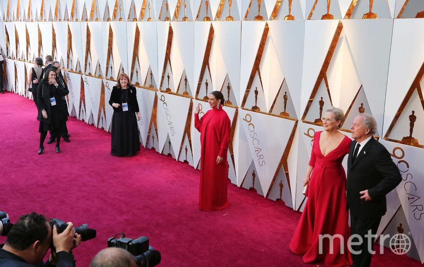 """Мэрил Стрип на """"Оскар-2018"""". Фото Getty"""