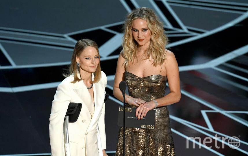Фрэнсис Макдорманд получила «Оскар» залучшую дамскую роль