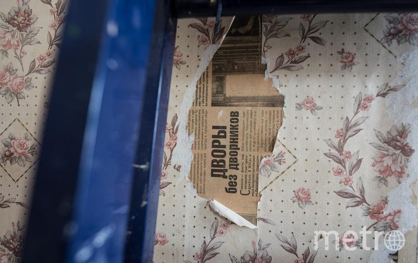 """Коммунальная квартира удивит роскошью и нищетой. Фото Святослав Акимов, """"Metro"""""""