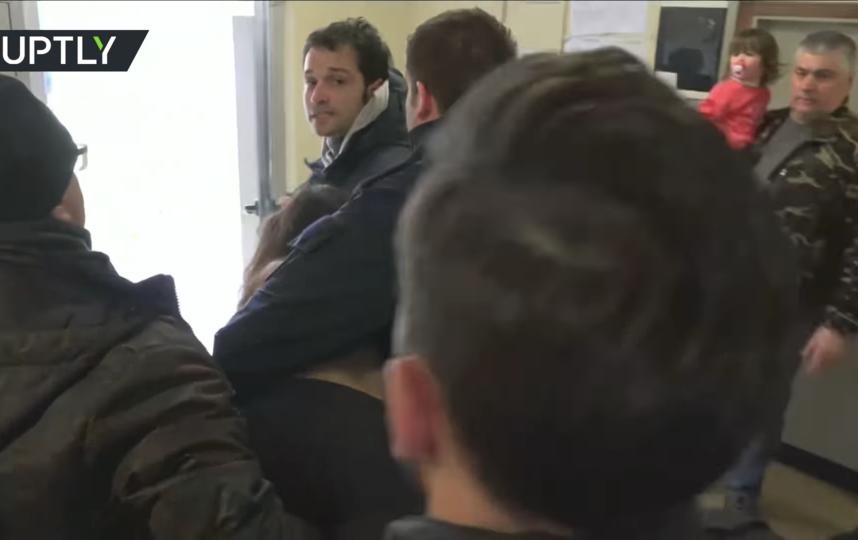 Скриншот из видео. Фото RT, Скриншот Youtube