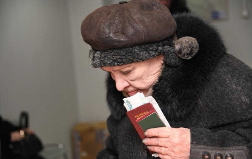 В 2018г 45 тыс. граждан России останутся без пенсии