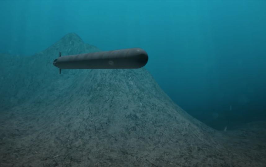Беспилотные подводные аппараты, которые могут быть оснащены как обычными, так и ядерными боеприпасами. Фото Минобороны России | mil.ru