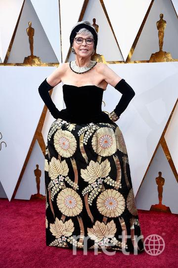 Рита Морено на премии Оскар в 2018-м году. Фото Getty