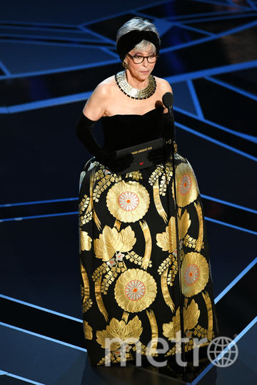Рита Морено на премии Оскар. Фото Getty