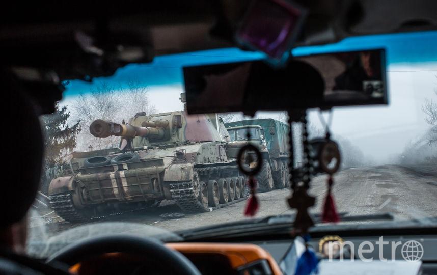 Донецк. Фото Getty