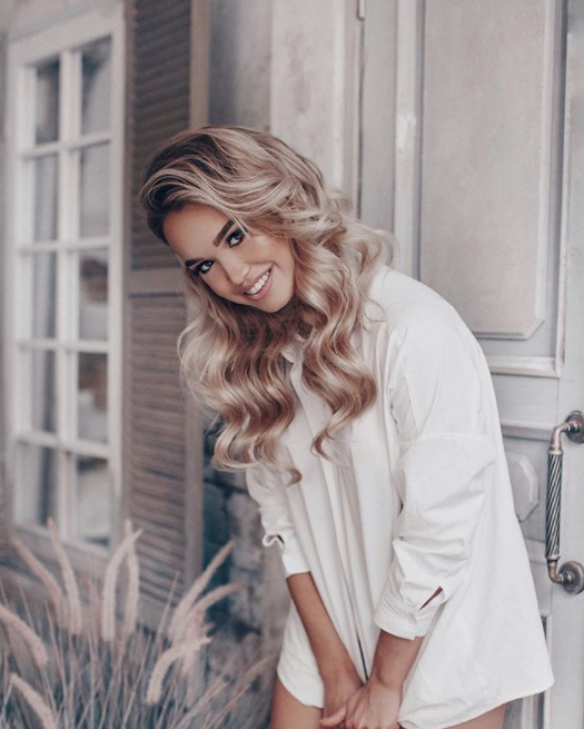 Дарья Картышова. Фото Instagram @dashulika