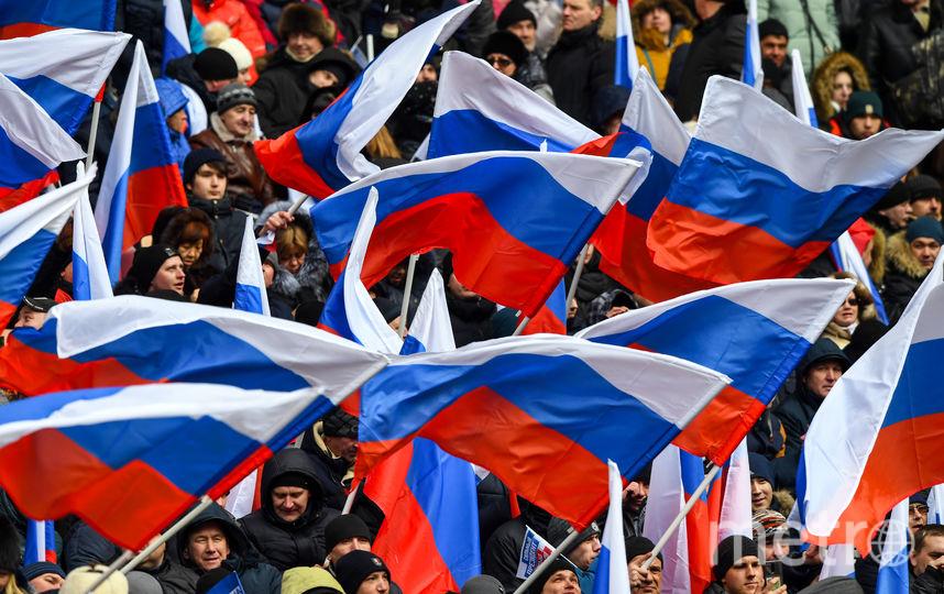 Президента досрочно избрали уже 10 тысяч россиян. Фото AFP