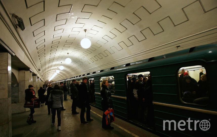 Московское метро увеличится в два раза. Фото Getty