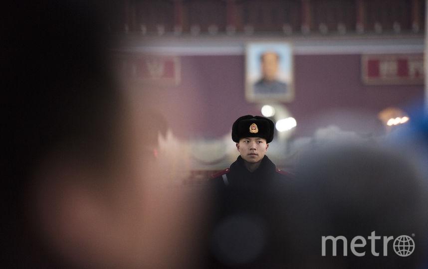 Китайская армия, крупнейшая в мире, активно модернизируется в последние годы. Фото AFP