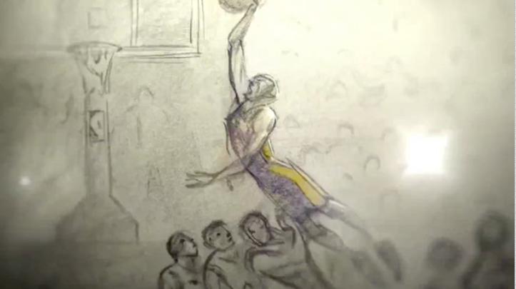 ... который стал звёздой НБА. Фото Кадр из мульфильма